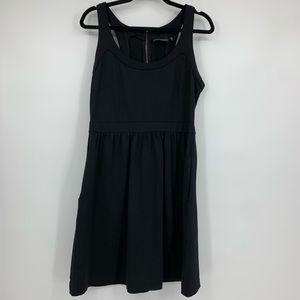Cynthia Rowley Dress Large Black  Pockets party